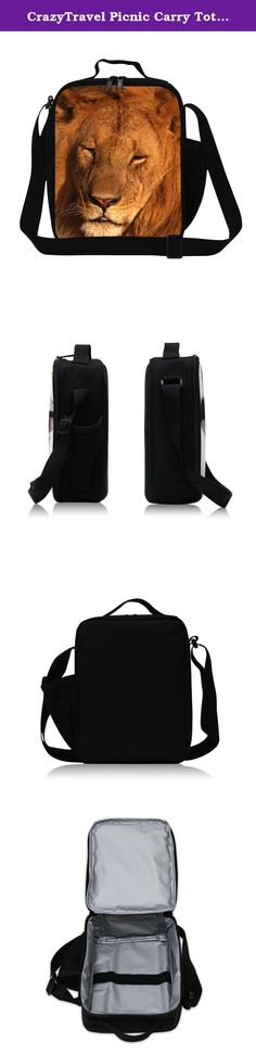 CrazyTravel Picnic Carry Totes LunchBags for Boy Girls Woman Outdoor Working School Office. Type: Lunch Bags Place of origin: China Product Feature: 1.The Lunchbag Lightweight straps design,much more comfortable. 2.The Food Carry Tote Suitable for Outdoor Life Such as school,work Office 3.Taking Dinner Food and water and Others for eating. 4.The Lunch Bag With 3D Photo Design Printing Looks Real There,Very charming. 5.The Lunchbag Also suitable for Picnic Dinner Carrying When you...