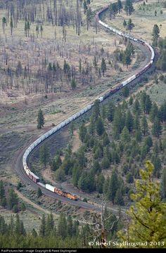 Rail Train, By Train, Train Tracks, Train Rides, Train Trip, Locomotive, Old Steam Train, Bnsf Railway, Rail Transport