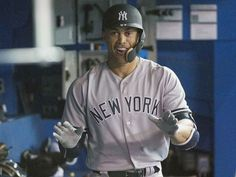 Giancarlo Stanton homers twice in the Yankees' opening day win Rogers Centre, Giancarlo Stanton, Usa Today Sports, The Nines, Toronto Blue Jays, Opening Day, New York Yankees, Mlb, Baseball Cards