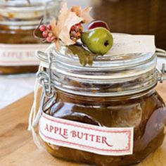 I've never made Apple Butter but I might attempt this.