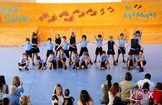 Recordando la Fiesta Fin de Curso en la que alumnos de #InfantilISP, #PrimariaISP y #SecundariaISP. Coreografías ponen ritmo a la fiesta.