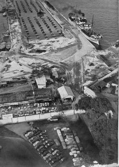 Praça Mauá – 1950