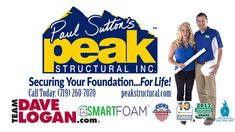 Peak Structural tells us about the ways that they can help your home if you need attic or wall insulation, foundation repairs or even window wells installed in your basement. Garden Shop, Home And Garden, Desert Climate, Home Structure, Window Well, Denver City, Foundation Repair, Front Range, Wall Insulation