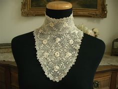 Auctiva Image Hosting. Irish Crochet Lace