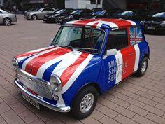 Yeah Union Jack Mini :D
