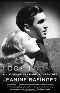I Do and I Don't: A History of Marriage in the Movies by Jeanine Basinger http://www.amazon.com/dp/0804169748/ref=cm_sw_r_pi_dp_fRVfwb1DCGBFZ