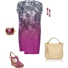 For Work, created by robin-brzezinski-flores on Polyvore