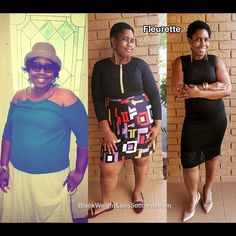 Fleurette lost 46 pounds. After a serious health scare, she decided that she needed to step up to the challenge of improving her health. She ate clean, trained hard and got results. Check out her weight loss story.