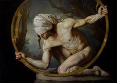 Roberto Ferri, Narcissus