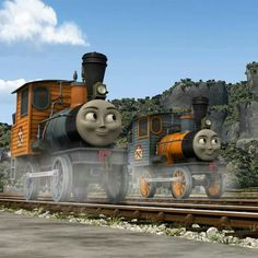 Bash and Dash Thomas And His Friends, Bear Coloring Pages, Thomas The Tank, Twin Boys, Locomotive, Childhood, Baby Boy, Engine, Toy Trains