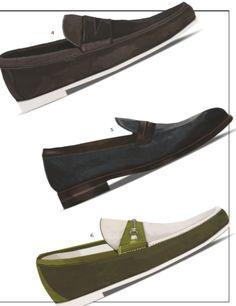 En nuestra edición de julio te presentamos nuestra selección de mocasines, alpargatas y loafers.