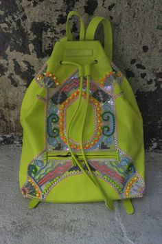 what-Percevalties-thinks: Just Yes! Manish Arora Bag Spring Summer 2014