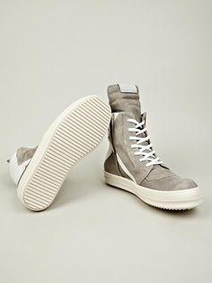 Rick Owens Men's Geobasket Sneaker ($1,271)