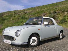 Nissan Figaro Hire Hawick