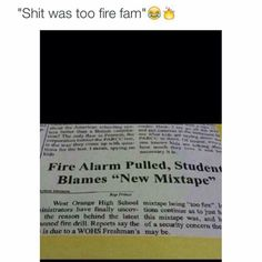 Too fire fam Funny Facts, Funny Signs, Funny Quotes, Funny Memes, Hilarious, Funny Shit, Im Weak, Lol, Have A Laugh