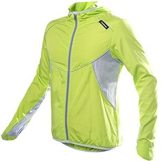 Zerlar Breathable UV Protection Cycling Jersey Bicycle Bike Cycle Long  Sleeve Wind Coat Skin Protection for Men and Women M Green    Check this  awesome ... df96d6d30