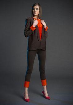Jacket - Boyfriend/revers sleeves BUY IT NOW ON www.dezzy.it!
