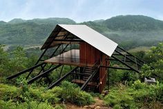6 | 8 Of The World's Most Gorgeous Rural Cabins | Co.Design | business + design