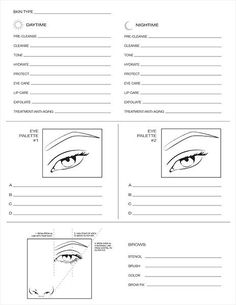 Blank Face Template For Makeup Blank Mac Face Charts Makeup