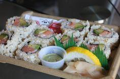 Whole Foods sushi