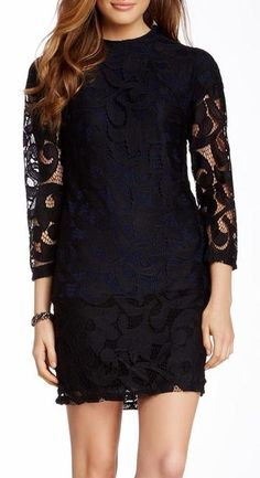 Weston Wear Clarissa Paisley Lily Lace Dress