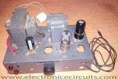 electronicecircuits.com is the free Encyclopedia of Electronic Circuits. It contents diagrams, electronics circuit design, software, tutorials, datasheets, pic projects and more…