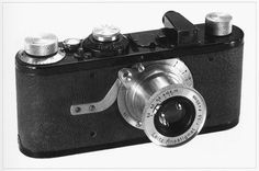 Leica Mk I, 1923 onwards