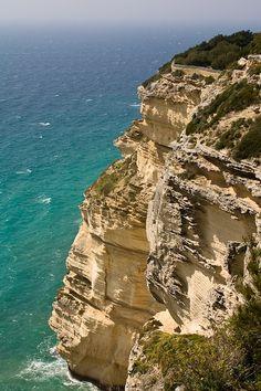 The cliff of La Breña | Cadiz, Spain