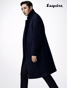Lee Soo Hyuk - Esquire Magazine November Issue (Jill Stuart F/W Sweet Stranger And Me, A Utopia, Sung Joon, Lee Hyuk, Cute Asian Guys, Hallyu Star, Lee Soo, Korean Model, Esquire