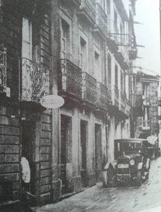 Rúa Nova. Santiago de Compostela. Fotos antiguas