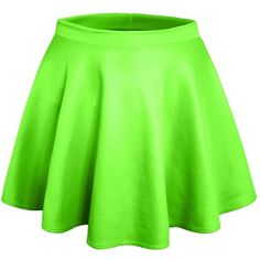 Shop the latest styles of NE PEOPLE Basic High Waisted Stretchy Flared Skater Skirt at Amazon Women's Clothing Store. Free Shipping+ Free Return on eligible it…