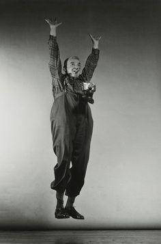 'Jump', 1959, by Philippe Halsman | Retronaut