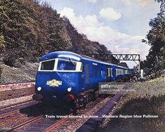 train travel second to none western region blue pulman - Google Search