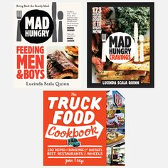 Dude Food 3 Pack, $42.25, now featured on Fab.