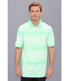 Nike Golf Key Bold Heather Stripe Polo