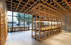 Gallery of UMASSIF/WITH Sanlitun Bakery in Beijing / B.L.U.E. Architecture Studio - 4