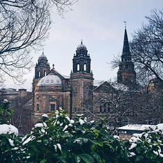 Swapping gothic Edinburgh for rainy Glasgow today  I love going back west  How about you? No judgement if youre just hibernating to avoid the January weather  #storiesfromscotland See more from Scotland at http://laretour.com