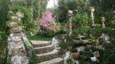 Visite du jardin des Fleurs de Poterie