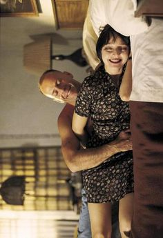 Pulp Fiction - Fabienne: I was looking at myself in the mirror.  Butch: Uh-huh?  Fabienne: I wish I had a pot.  Butch: You were lookin' in the mirror and you wish you had some pot?  Fabienne: A pot. A pot belly. Pot bellies are sexy.