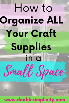 Pegboard Craft Room, Cricut Craft Room, Craft Room Storage, Craft Rooms, Sewing Office Room, Sewing Rooms, Diy Organisation, Organising, Craft Storage Ideas For Small Spaces