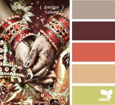 Henna tones