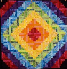 Love this one! Google Image Result for http://www.daystyledesigns.com/images/rainbowquiltlg.jpg