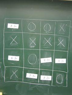Kolmisen ja nelosen kertotaulujen opetteluun piti keksiä jotain uutta ja herkuthan uppoaa aina :P 3n kertotaulua opiskelimme matikkamuf... Primary English, Multiplication And Division, Thinking Skills, Teaching, School, Maths, Count, Action, Group Action