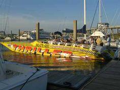 Thriller Charleston - Rockin' the boat in Charleston!
