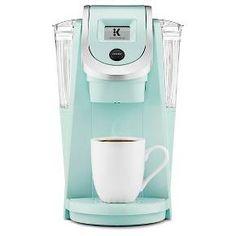 Be still my coffee loving mermaid heart! Keurig oasis