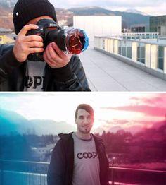Полезные советы от опытных фотографов