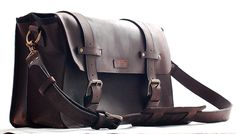 Leather Camera Bag Men Check this out