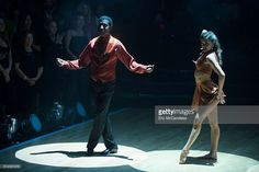 Babyface and Allison Holker - One of the biggest shows 'Dancing with the Stars' has ever put on will unfold on the ballroom floor, as the 11 remaining celebrities perform big spectacle dances for Cirque du Soleil(r) night, on 'Dancing with the Stars,' live, MONDAY, OCTOBER 3 (8:00-10:01 p.m. EDT), on the ABC Television Network.