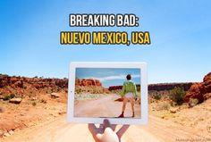NOTINERD.COM: Viajan alrededor del mundo para superponer escenas de sus películas y series favoritas en sus escenarios reales