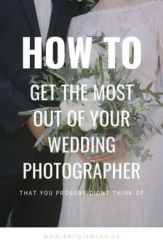 How to Get the Most Out of Your Wedding Photographer - Kelly Lawson Wedding Photography Tips, Sunset Photography, Outdoor Photography, Photography Ideas, Wedding Party Presents, Bride Groom Poses, Wedding Officiant, Photography Branding, Wedding Photo Inspiration